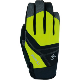 Roeckl Reutte Bike Gloves neon yellow